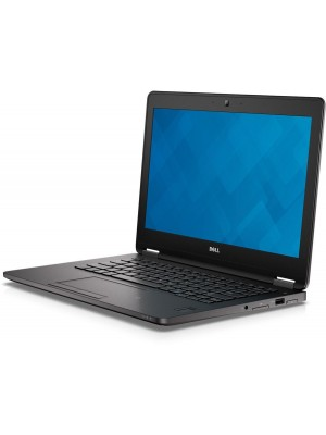 Dell Latitude E7270 with Core i5-6300U CPU @ 2.40GHz, 8GB RAM, 250GB SSD