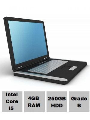 Customizable i5 Laptop (Core i5 2.30+GHz, 4+GB RAM, 250+GB HDD)