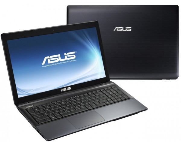ASUS K55N With AMD A8 4500M APU 4 GB RAM 320 HDD Microsoft Windows 10 Professional And Office 2010 Home Business