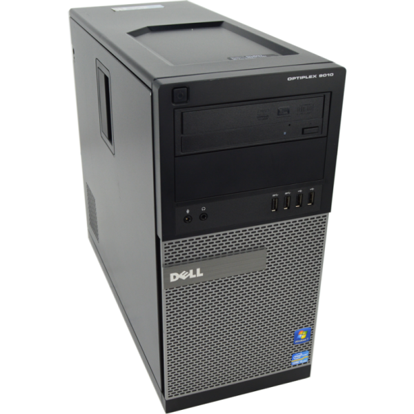 DELL Optiplex 9010 SFF Core i5 3470 3.20GHz 500GB HDD 8GB RAM WIN 10 PRO PC