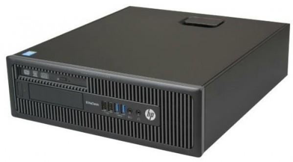 5-Pack of HP EliteDesk 800-G1 Ultra Slim Desktop with Core i5-4570S